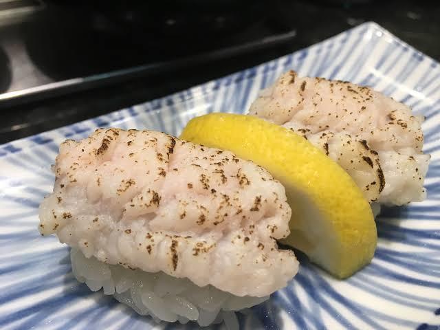 大阪春駒寿司炙り鱧ランチメニューテイクアウト持ち帰り予約はぐるなびで